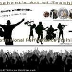 Bands Unite Workshop!!!