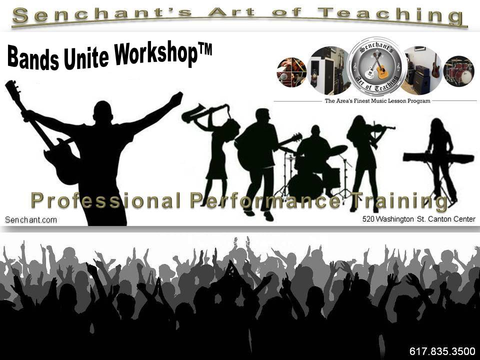 Bands Unite Professional Performance Training