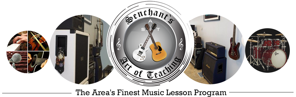 Senchant's Art of Teaching - The Area's Finest Music Lesson Program