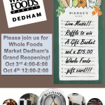 Whole Foods Market Dedham Grand Reopening!! Live Music!