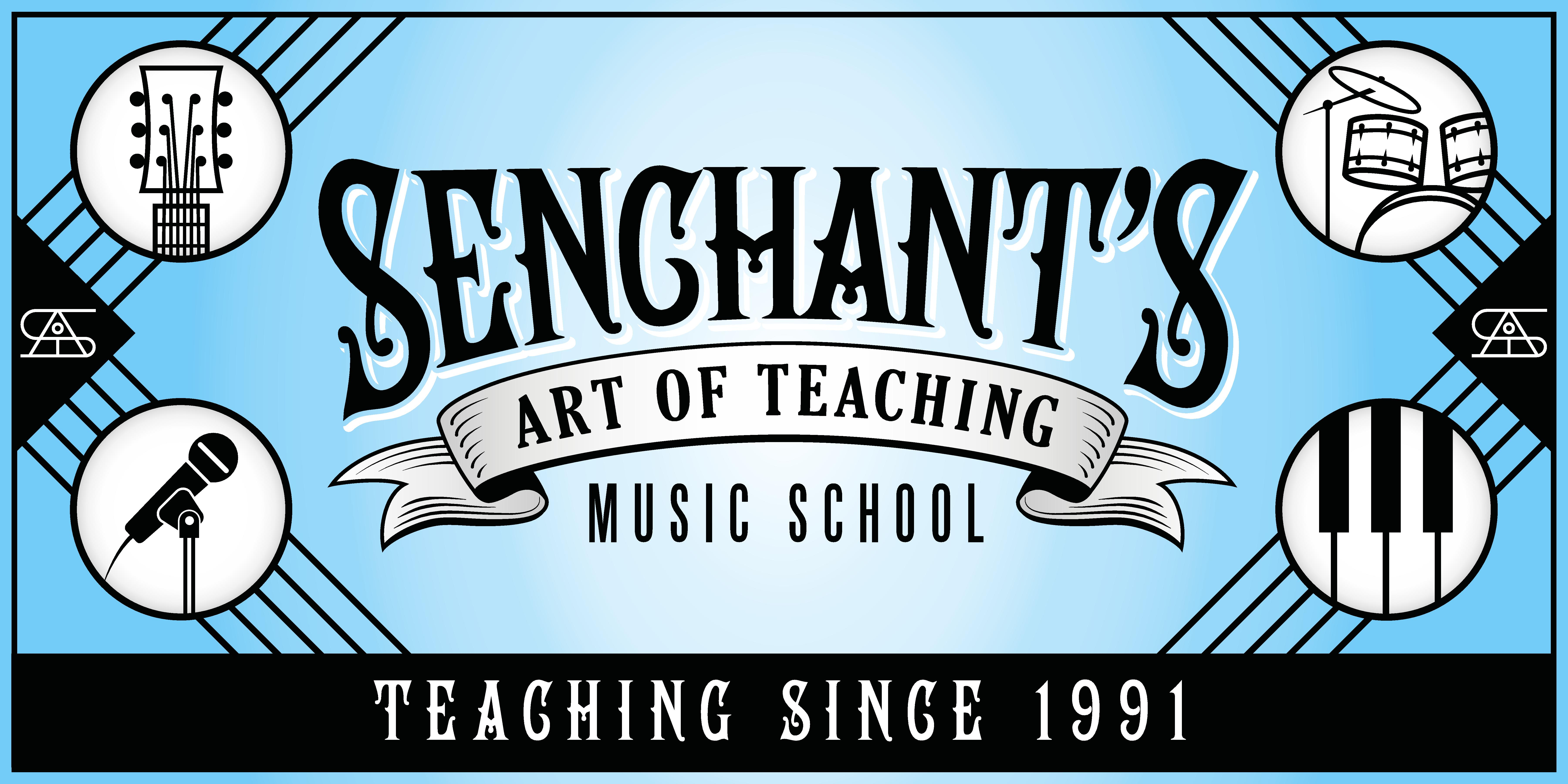 Senchant's Art of Teaching, teaching since 1991