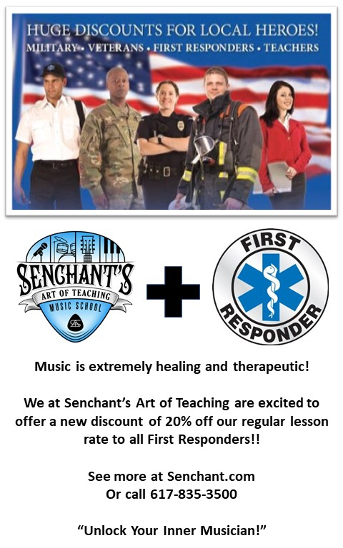 first responder discount, cops,vet,s fire fighters, ems, paramedic, teachers